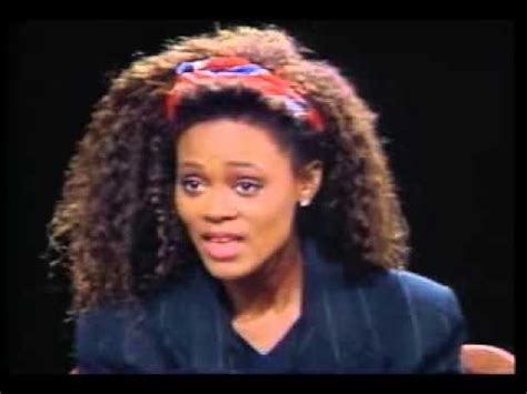 robin givens hair robin givens talks about her public marriage with mike