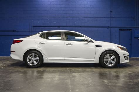 used 2015 kia optima lx fwd sedan for sale 34091