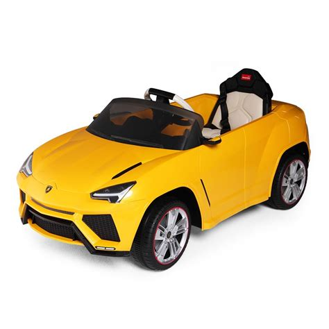 Licensed Lamborghini Ride On Lamborghini Urus Licensed 12v Electric Ride On Car