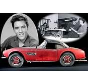 Elvis Presleys BMW 507 Im Museum  Bilder Autobildde