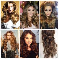 model rambut blow permanen terpopuler   hits