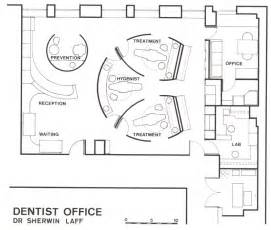 dental office floor plans dza portfolio office of dr laff