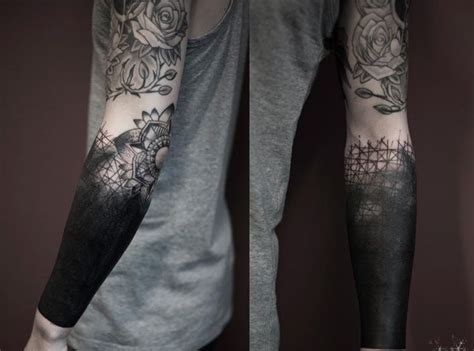 tattoo arm all black black arm tattoo tattoo ideas pinterest arm tattoo