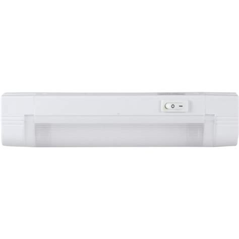 Ge Cabinet Lighting by Ge 10167 Slimline Fluorescent Cabinet Light Fixture