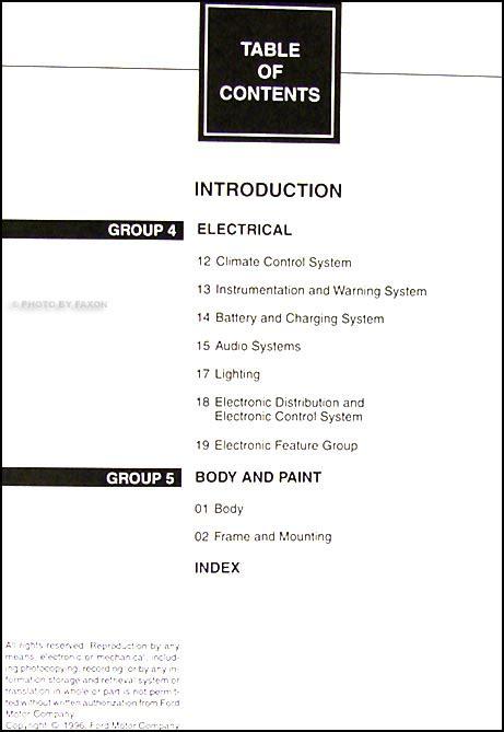 online car repair manuals free 1997 lincoln mark viii user handbook 1997 lincoln mark viii repair shop manual original 2 volume set