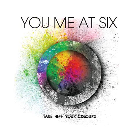 you me at six save it for the bedroom you me at six take off your colours 2cd let s save the cd