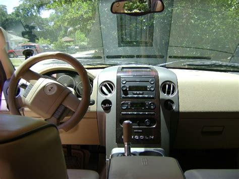Lincoln Lt Interior by 2006 Lincoln Lt Pictures Cargurus