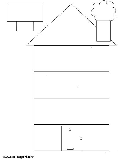 printable house pdf image gallery dbt house