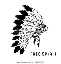 Indian Headdress Template by Beautiful Wolf Headdress Coloring Pages