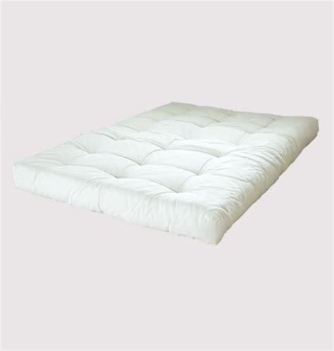 futon 80 cm futon 140 ou 160 cm 2 tatamis 80 futonet
