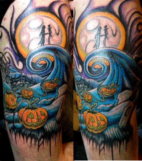 tattoo nightmare nightmare before tattoos nightmare before