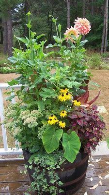 barrel planter with 3 pots resin water feature best 25 wine barrel planter ideas on wine