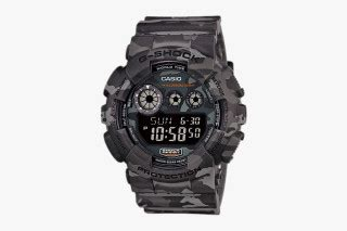 Casio G Shock Camouflage Series 2014 Gd 120cm 4dr Limited Edition g shock gd 120cm 8jr quot camouflage quot series highsnobiety