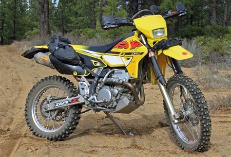 Suzuki Drz 400 Mods My 2002 Suzuki Drz400 Dual Sport Alchemy