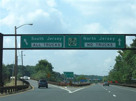 On Garden State Parkway South Today by New Jersey Aaroads Garden State Parkway
