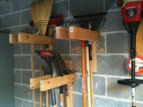Garage Storage For Garden Tools Help Hang Garden Tools In Garage General Discussion