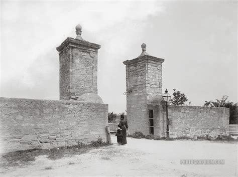 history st st augustine florida history