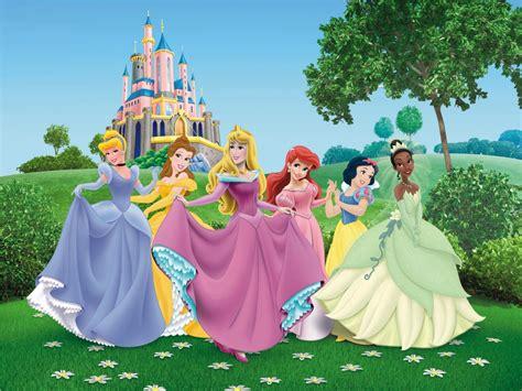 Disney Princess Wall Murals fototapete tapete disney prinzessinnen prinzessin foto 360