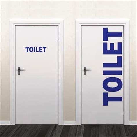 afmetingen wc deur toilet wc deursticker stickythings nl