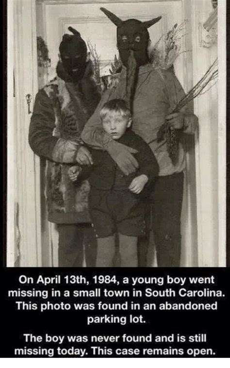 13 april 1984 south carolina danny boy on april 13th 1984 a young boy went missing in a small