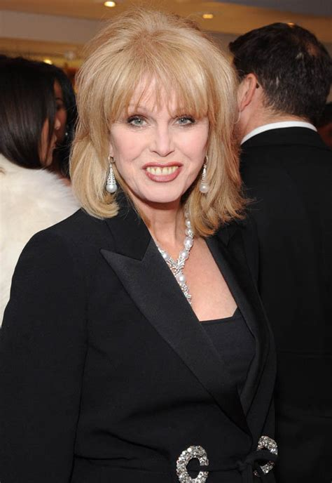 joanna lumley most recent hair style jennifer saunders is keen to get harry styles and joanna