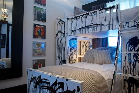 punk bedroom ideas punk rock bedroom contemporary kids los angeles by