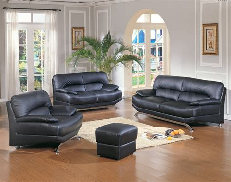 black leather couch living room ideas paint colors for living room with black leather furniture