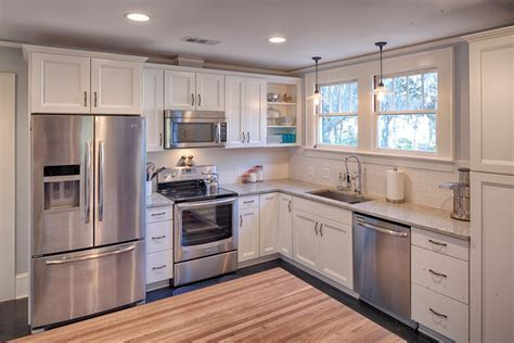 Designing The L Shaped Kitchen