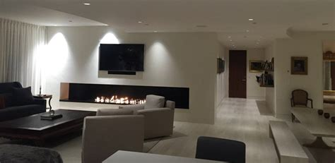 tv fireplace installation tips ethanol fireplace and