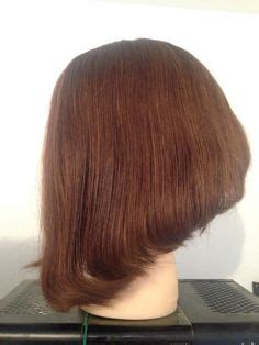 how to cut hair so it stacks the bob haircut with a 45 degree stack in the back a s m