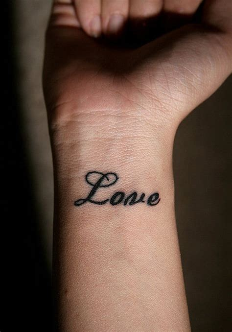words to tattoo on your wrist 40 tattoos on wrists