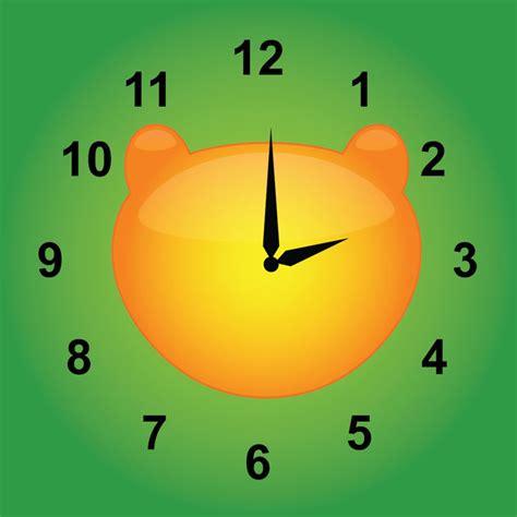 time app jungle tijd leren klokkijken in de app store