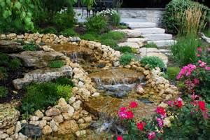 Adler Design creekside landscaping tree care page