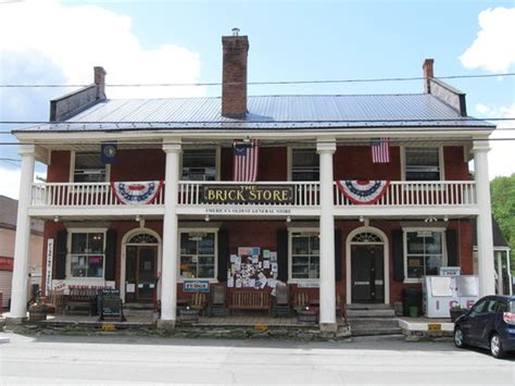 oldest general store in america the brick store bath