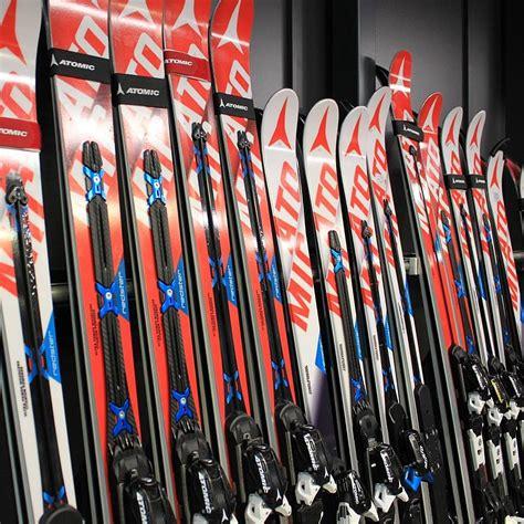 sci test atomic lo ski test sulle piste di bolognola