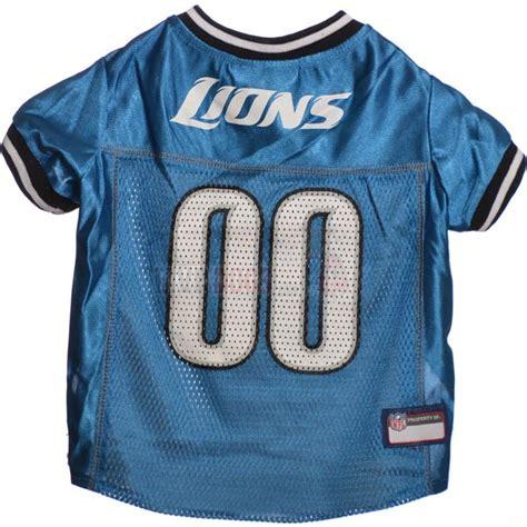 nfl jerseys for dogs detroit lions nfl jersey