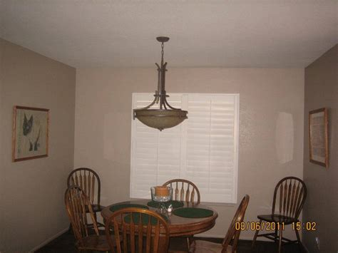 height for dining room light dining room light height home design