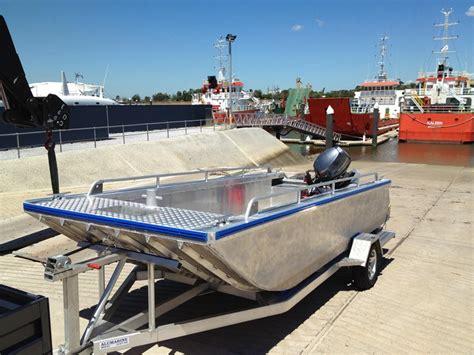large punt boat for sale 2013 alumarine punt for sale