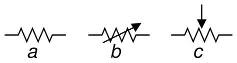 resistor american symbol variable resistor symbol clipart best
