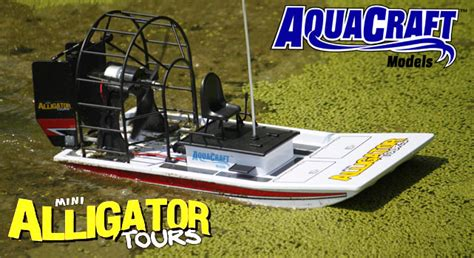 airboat vs jet boat rc alligator tour bing images