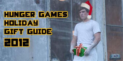 a hunger games holiday gift guide plus early buzz on