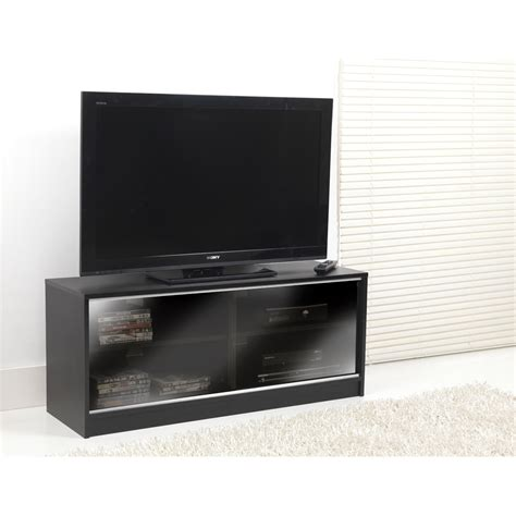 55 inch tv cabinet black double sliding door lcd plasma tv cabinet stand