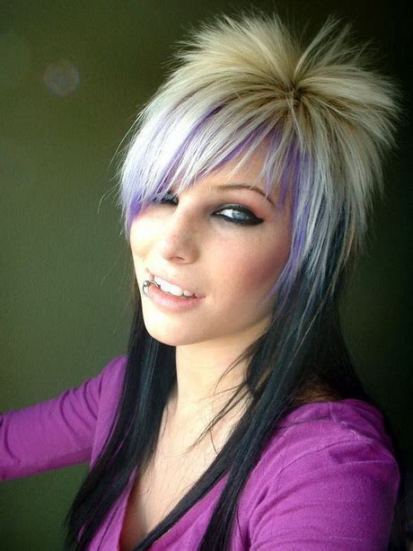 funky fringes 2013 funky hairstyles for long hair