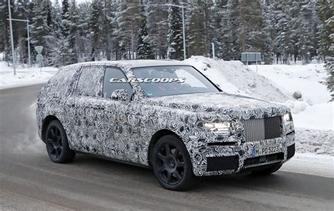 roll royce jeep these spy shots reveal the gargantuan gem that will be the