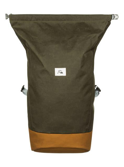 Roll Top new roll top rucksack eqybp03199 quiksilver