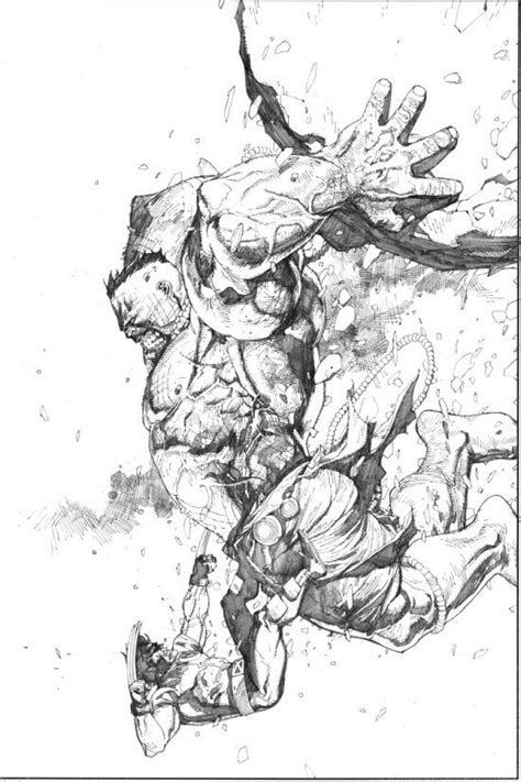 Sketches V by 1000 Images About On Bruce Banner