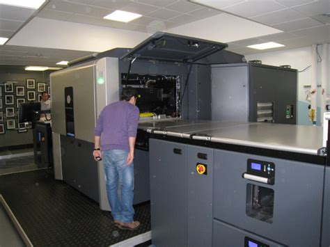 Printer Hp Indigo 10000 to b2 or not to b2 says yes in its beta test of an hp indigo 10000 digital