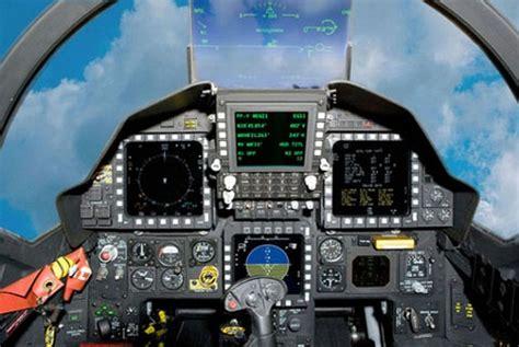 グラスコクピット F 15 Cockpit