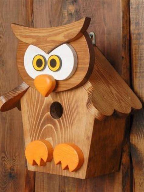 owl birdhouse birdhouseplan owl birdhouse bird house