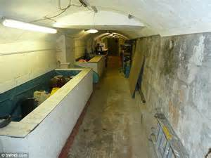 bradley estate agents plymouth tunnels where prisoners were held during the